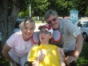 Phil, Adam & Sharon